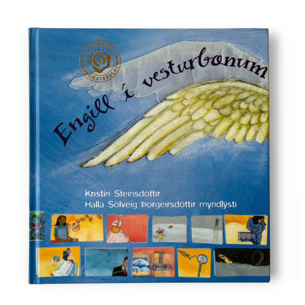 Engill_Vesturbae_cover